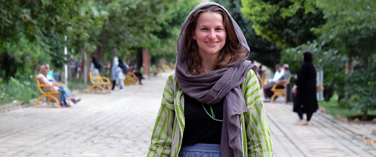 Marene in Teheran